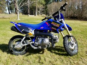 Yamaha TTR-50 kids bike