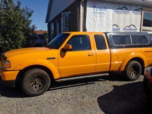 2008 Ford Ranger Sport XLT 2X4 (47000km)  $9300