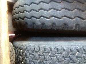 10.00 - 22 Truck tires and rims Strathcona County Edmonton Area image 2