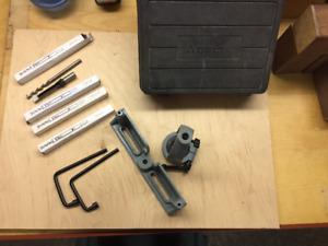 Delta Mortising Kit - fits most drill presses!
