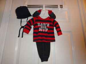 Baby Boys' Outfits - 0-3 months