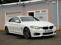 2018 BMW 4 Series 3.0 430D M SPORT 2d 255 BHP Coupe Diesel Automatic