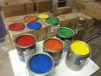 Ben Moore oil base paints