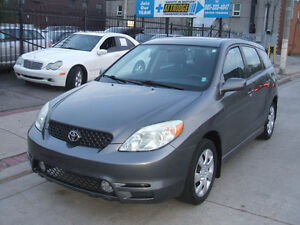 2004 Toyota Matrix XR - Automatic