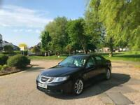 2008/58 Saab 9-3 1.9 TiD Vector Sport Turbo Diesel 4 Door Saloon Black