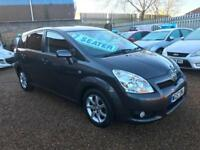 2007(57) Toyota Verso 2.2 D-4D SR, Grey 7 seater, **ANY PX WELCOME**