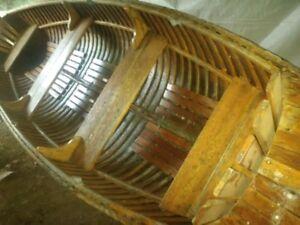 Row Boat/ Cedar Strip - Rare/Unique Giesler built - ALSO - a gr