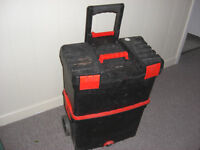 Piggy Back Tool Boxes - rolling