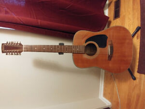 IBANEZ ACOUSTIC 12 STRING GUITAR . PF01-12 95010292 250