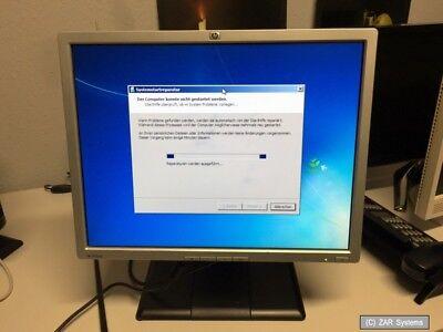 HP LP2065 TFT MONITOR DVI VGA SILBER 800 1 8MS 1600X1200 PIVOT LESEN