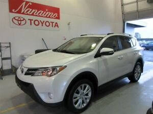 Toyota RAV4 AWD 4dr Limited 2015