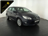 2012 62 FORD FOCUS TITANIUM X TDCI 1 OWNER FULL SERVICE HISTORY FINANCE PX
