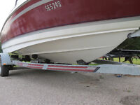 Trailer for sale, boat is free