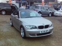 BMW 1 Series 2.0 120i SE Convertible 2d 1995cc