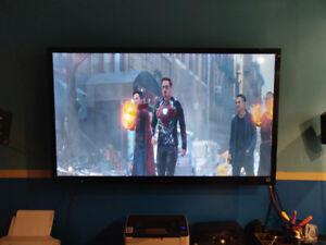 Sony - 55' 1080P 3D LED Smart TV