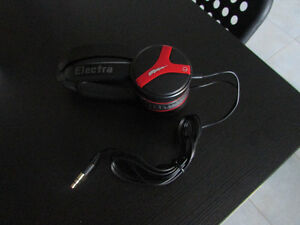 New Electra folding headphones