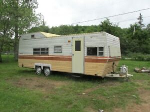 trailer for sale 25'