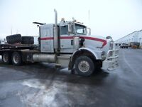 1992 Kenworth T800 winch truck, low mileage