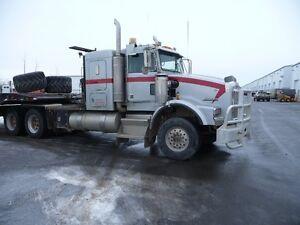 1992 Kenworth T800 winch truck, low mileage