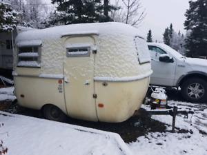 Boler camp trailer