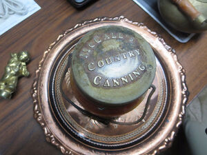 McCall's Country candle Kitchener / Waterloo Kitchener Area image 1
