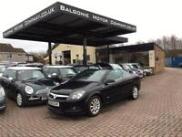 2006 Vauxhall Astra 1.8 i Sport Twin Top 2dr