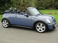 2005 Mini Cooper S 1.6 Cabriolet Convertible Manual 6 Speed (chili pack)