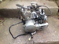 Ktm 65 engine