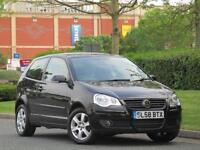 Volkswagen Polo 1.2 70ps 2008MY Match..1 LADY OWNER + FULL SERVICE HISTORY