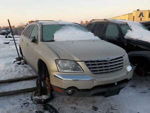 2005 chrysler pacifica available at kenny u pull ottawa