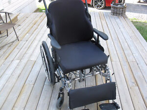 Orion ll heavy duty Tilting Wheelchair Very good condition