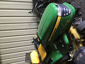 2013 John Deere X300-Reduced