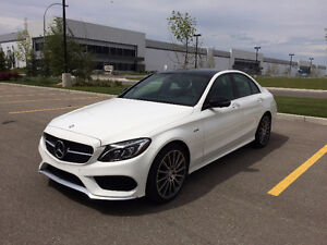 2016 Mercedes-Benz C-Class C 450 AMG Sedan