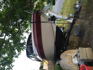 Boat and trailer for sale Kingston Kingston Area image 1
