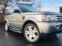 2008 Land Rover Range Rover Sport 3.6TD V8 auto HSE(HISTORY,WARRANTY)