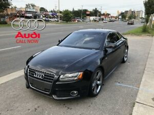 2010 Audi A5 - S-Line Package AWD - Mint Condition - CALL NOW