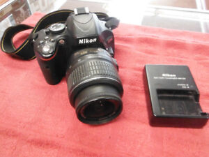 Nikon D5100 DSLR Camera with Lens! ***Forest City Pawn***