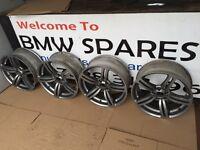 """BMW FIVE SPOKE ALLOYS 19"""" X4"""