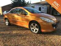 2005 55 PEUGEOT 307 2.0 SE COUPE CABRIOLET HDI 2D 136 BHP DIESEL