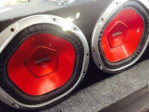 Sony explode subwoofers