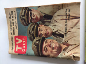 1964 TV Guide Issue w/ Bonus