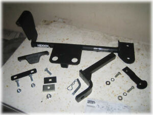 MK4 VW Jetta Trailer Hitch