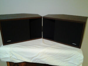 Bose 201 series ll stereo speakers
