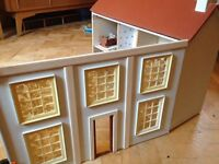 Doll's house -wooden