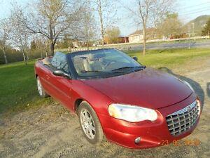 2004 Chrysler Sebring Cabriolet