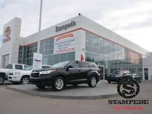 2014 Toyota Highlander AWD 4DR LE  - Certified