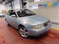 Audi A3 1.8 2001MY T Sport