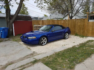 2003 Mustang Gt Convertable