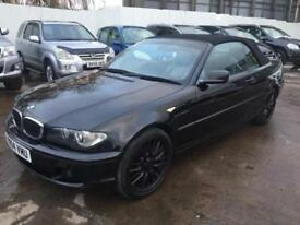 BMW 318 Ci Convertible Soft roof