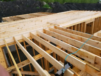 Framing crew for hire